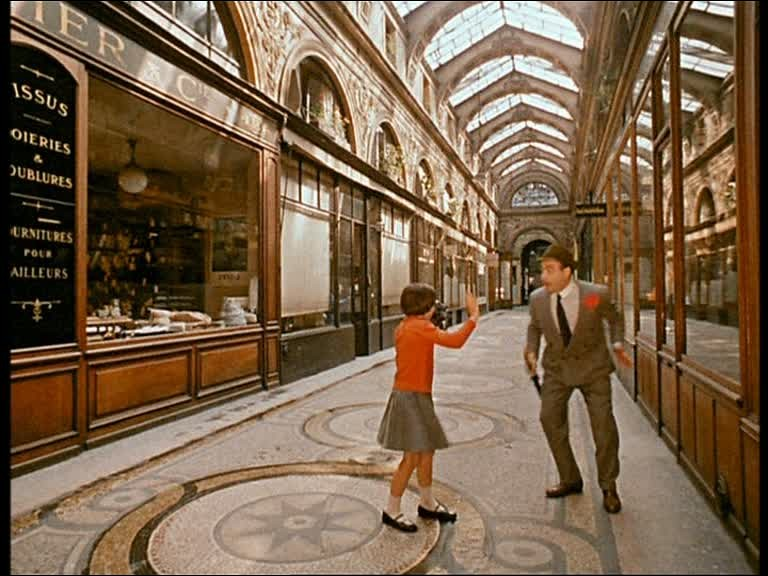 Dans quelle ville se déroule le film ''Zazie dans le métro'' ?