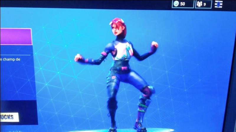 Quelle est cette danse ?