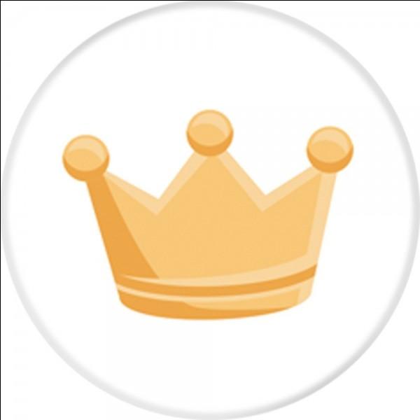 Que veut dire avoir la couronne ?