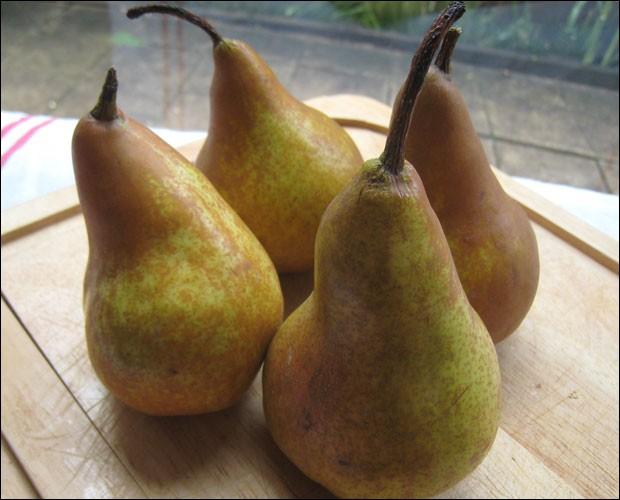 Une anagramme de ces fruits correspond à une de ces définitions. Laquelle ?