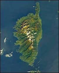 Le nom de cette île française vue de l'espace a au moins une anagramme. Laquelle ?