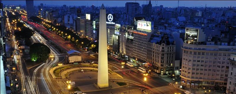 De quel pays Buenos Aires est-elle la capitale ?