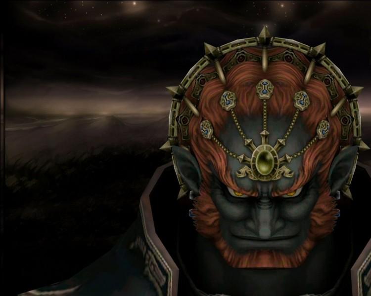 Quelle est l'origine de Ganondorf, LE méchant du jeu ?