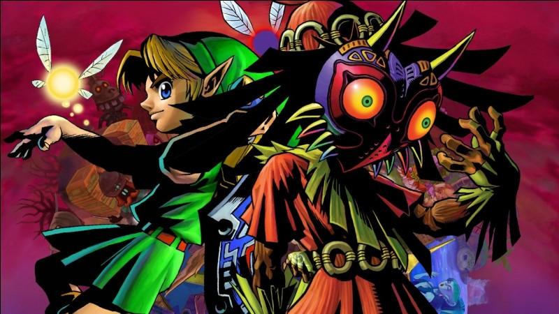 """Combien d'heures a-t-on pour sauver le monde dans """"Majora 's Mask"""" ?"""