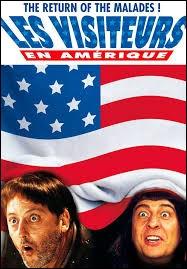 """Qui a réalisé le film français """"Les Visiteurs en Amérique"""" en 2001 ?"""