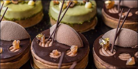 Bonbon ou pâtisserie ? Que préfères-tu ?
