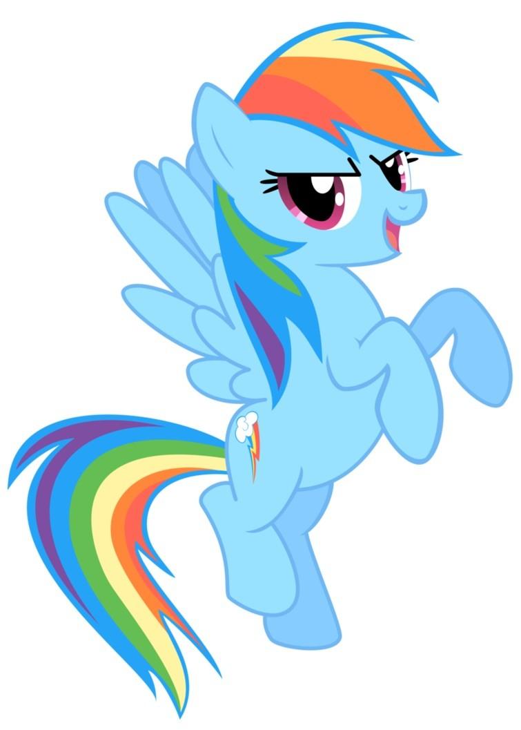 Connais-tu bien 'Rainbow Dash' ?