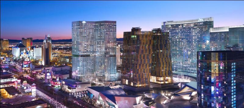Avec près de 600 000 habitants, c'est la plus importante ville du Nevada. De quelle ville s'agit-il ?