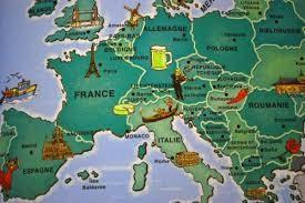 Découvrons le monde. Étape 1 : l'Europe (2)