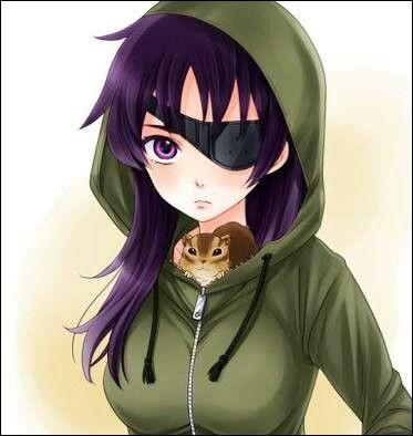 Si tu penses qu'elle est réelle, dis-moi de quel manga elle vient.