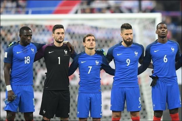 Quel est le score final pour la France ?