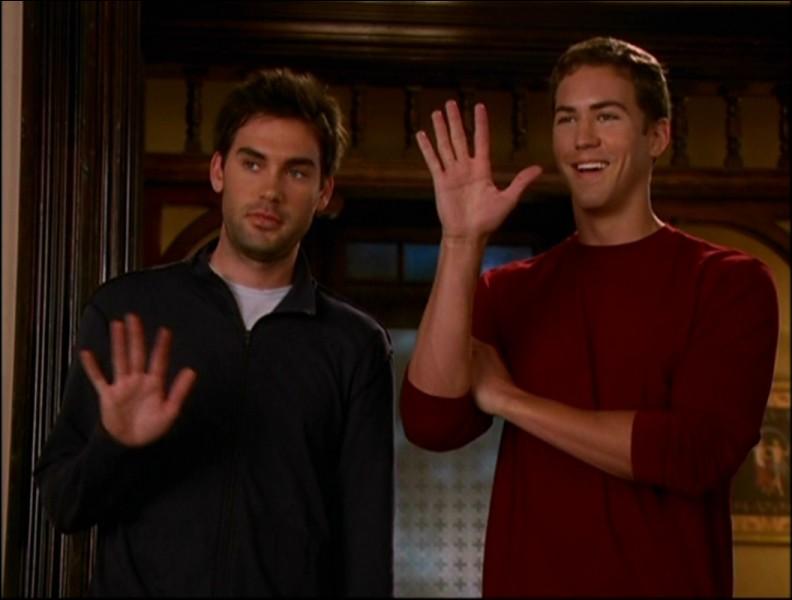 Comment s'appellent les deux fils de Piper et Leo ?