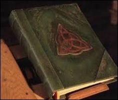 Comment s'appelle le livre qui se trouve dans le grenier ?