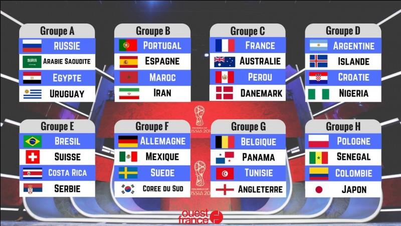 Combien d'équipes nationales ont été qualifiées après les éliminatoires ?