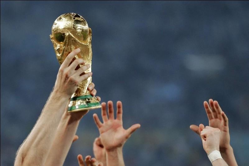 Quelle équipe détient le plus grand nombre de participations à la Coupe du monde de football ?