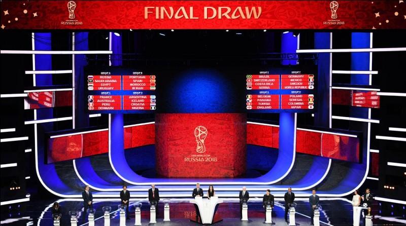 Quelle est la date de la finale de ce Mondial 2018 ?