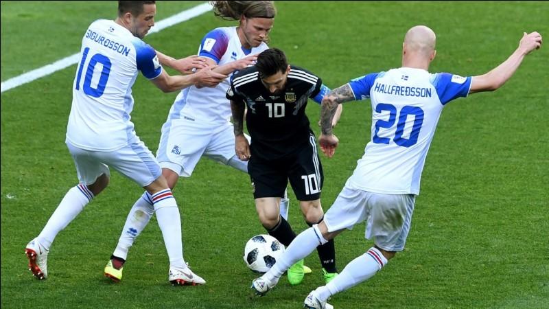 Argentine - Islande, quel fut le score ?
