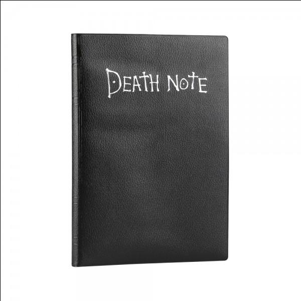 Après avoir écrit le nom de la victime dans le Death Note, combien de temps la victime dispose-t-elle avant de mourir ?