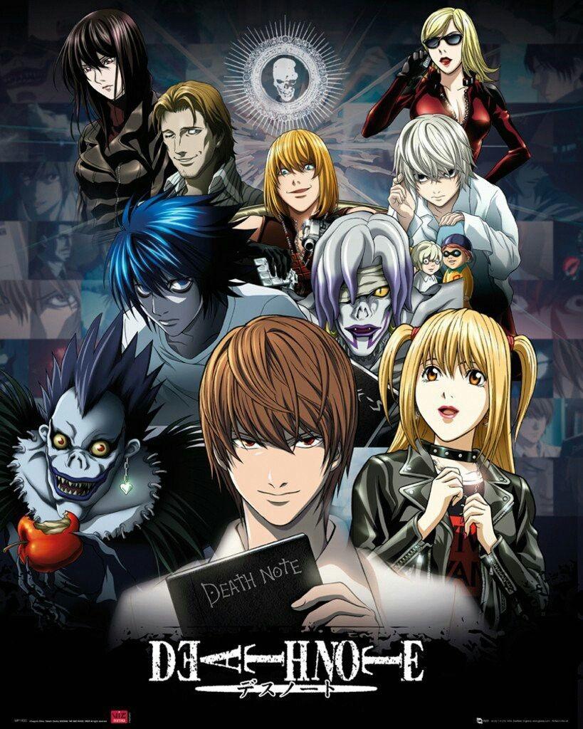 Connais-tu les règles du Death Note ?