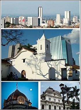 Cali est une ville située au Brésil.