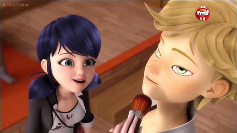 """Dans """"Horrificator"""", comment s'appelle Adrien dans le film qu'il tourne ?"""