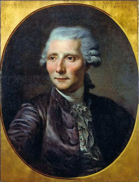 Quelles sont les années de naissance et de mort de Pierre-Augustin Caron de Beaumarchais ?