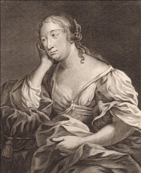 Quelles sont les années de naissance et de mort de Madame de Lafayette