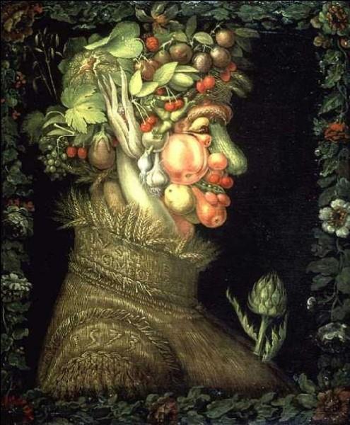 'L'Été' tableau que vous voyez sur l'image est une oeuvre de quel peintre célèbre pour ses nombreux portraits de ce style ?