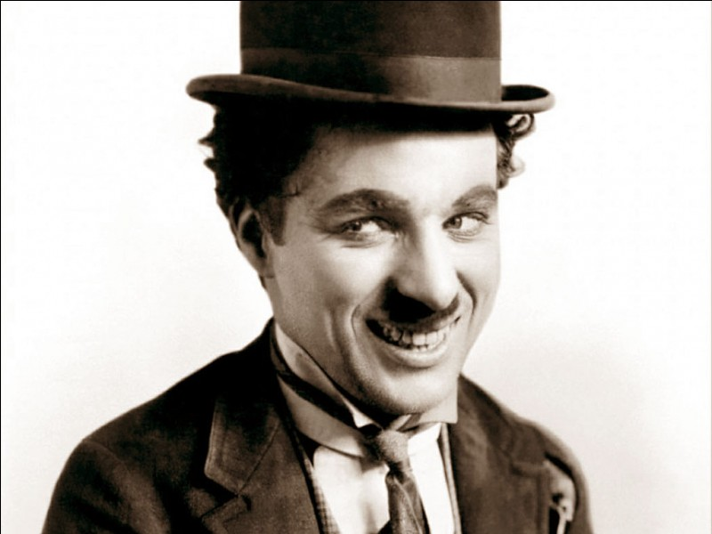 Charlie Chaplin est né en Angleterre. Vrai ou faux ?