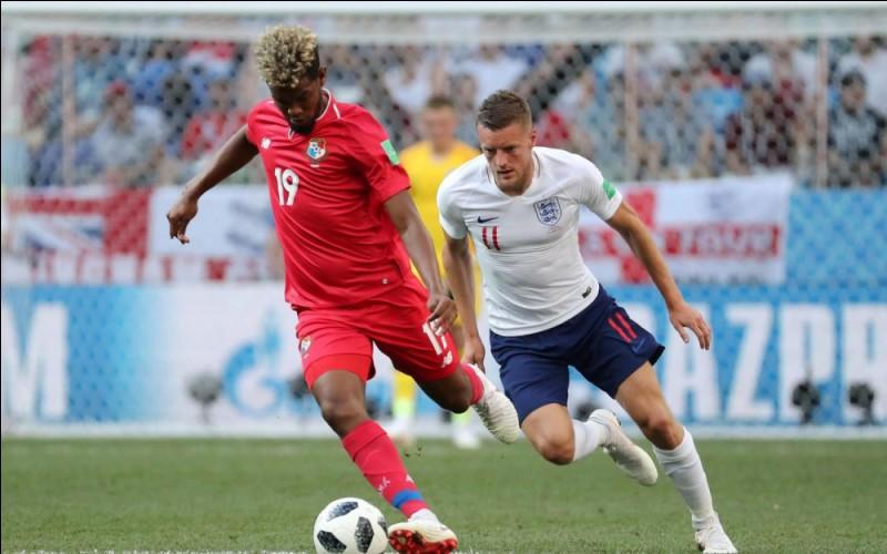 Quel est le score finale du match opposant l'Angleterre au Panama ?