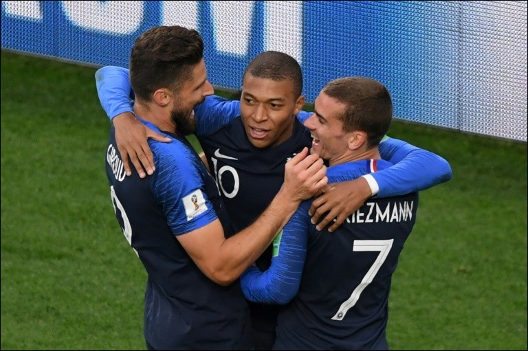 Avant son match contre le Danemark, la France est première de son groupe.
