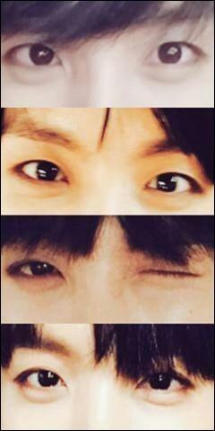 Qui possède ces yeux ?