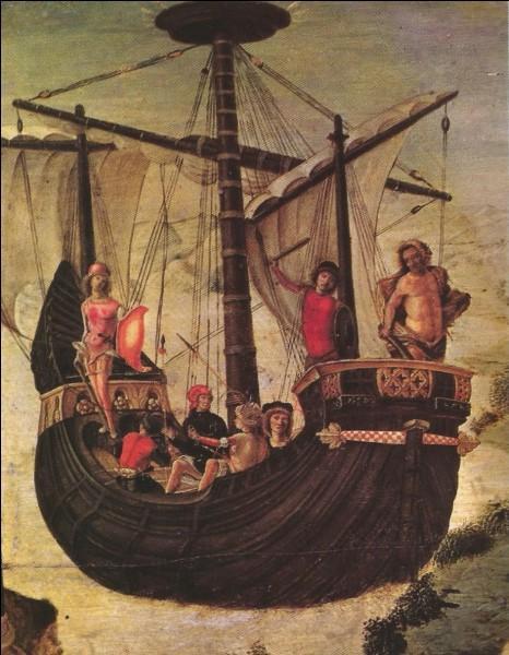 "Quel nom portait la nef des ""Argonautes"" ?"
