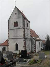 Ancienne commune Bas-Rhinoise, Singrist se situe en région ...
