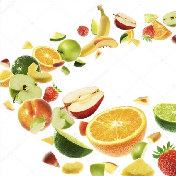Quel fruit faut-il chatouiller pour rentrer dans les cuisines de Poudlard ?