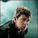 Où est mort Fred Weasley ?