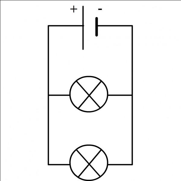 Quelle formule doit-on appliquer dans un circuit en dérivation ?