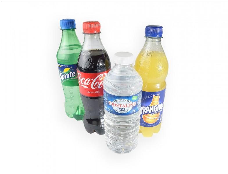 Ta boisson favorite est :