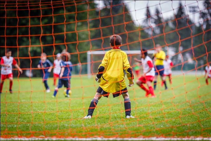 1 500 € (1er palier) : Le gardien de but porte généralement le numéro...