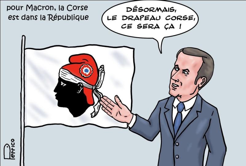 En France, il est interdit d'appeler son chien Macron !