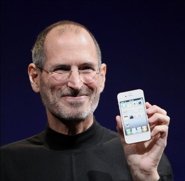 Que représente le logo d'Apple ?