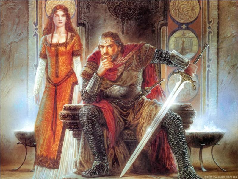 Quel est le prénom de la demi-sœur du roi Arthur ?