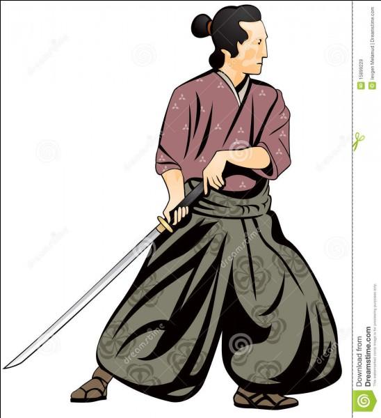 Que veut dire samouraï ?