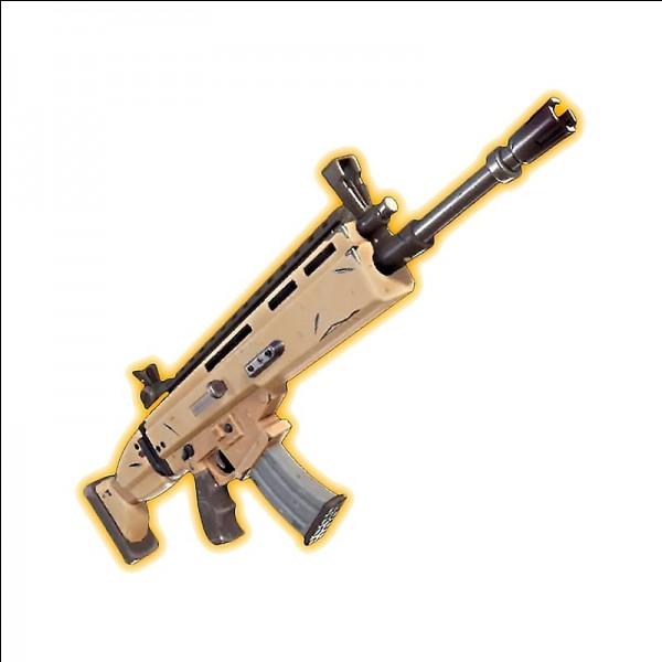 """Quel est l'arme la plus puissante en """"légendaire"""" ?"""