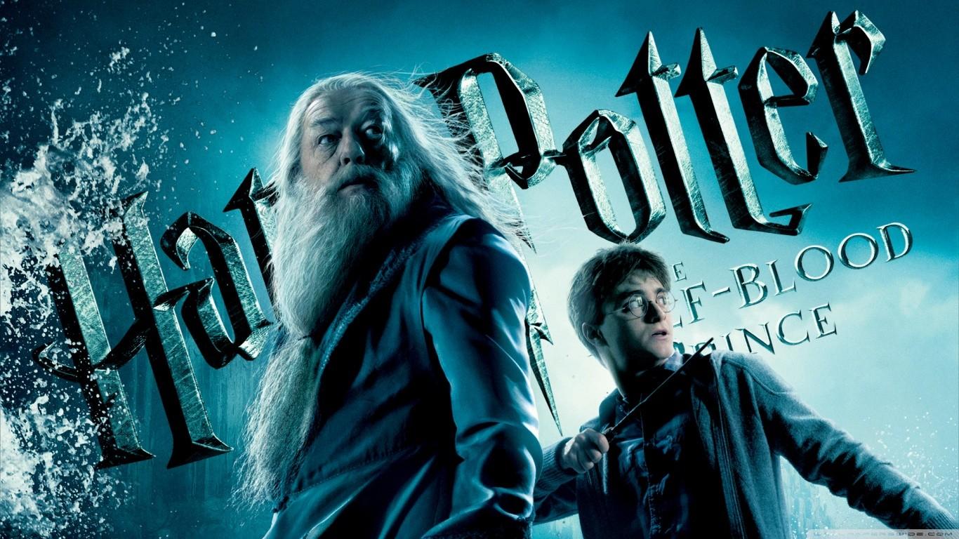 Harry Potter de A à Z (première partie)