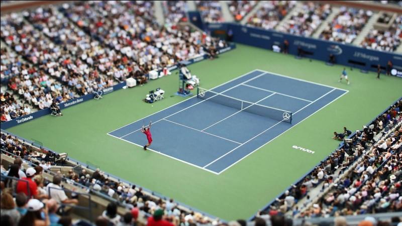 Sport : Quelle affirmation concernant le tennis est fausse ?