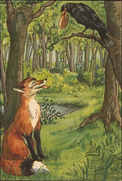 Maintenant, complétez cette citation de Rousseau : Les ... se moquent du corbeau, et s'affectionnent tous au renard.