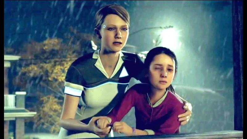 À la fin, que découvre Kara à propos d'Alice ?