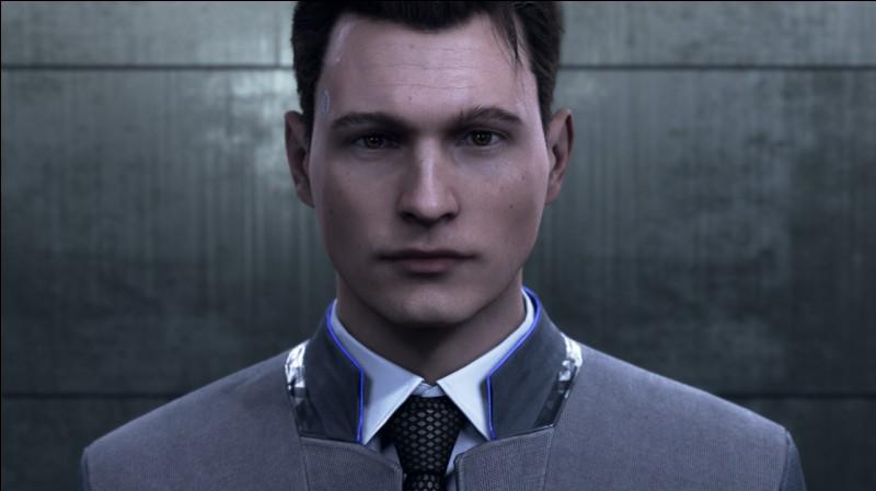 Connor découvre que les déviants sont fascinés par un sigle. Quel est ce sigle ?