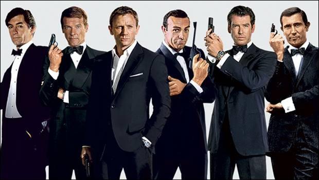 Complétez le titre de ce film de James Bond, 'Le Monde... '